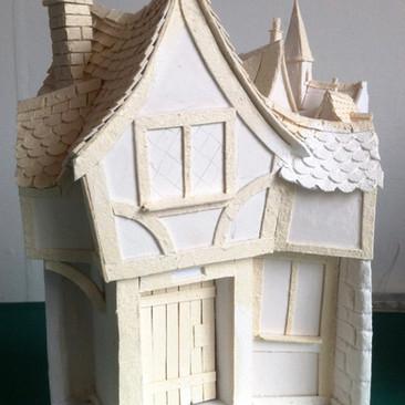 Dickensian House - Steve Putnam Designs.