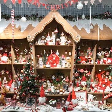 Gingerbread House - Christmas Display