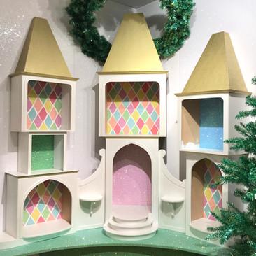 Fairytale Castle - Christmas Display