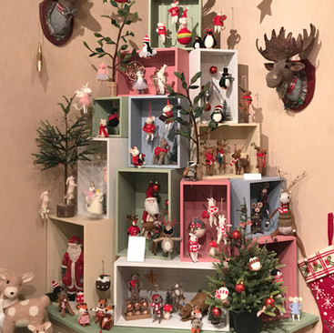 Felt Craft - Christmas Display