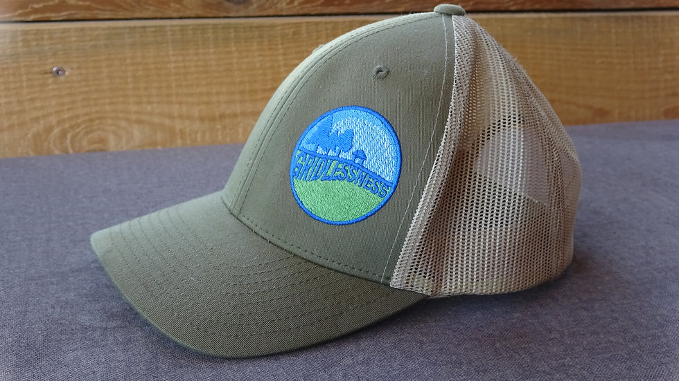 Farmer Hat (snapback) Gridlessness Cap