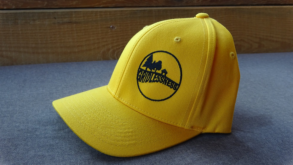 Yellow Gridlessness Cap