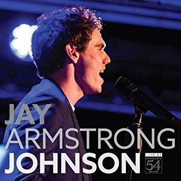 Jay Armstrong Johnson – Live at Feinstein's/54 Below