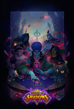 Hearthstone Rise of Shadows