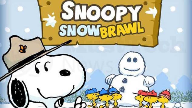codeSpark Academy — Snoopy Snow Brawl
