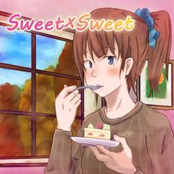 Sweet×Sweetジャケット