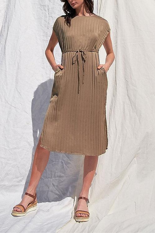 Ellie Pleated Dress