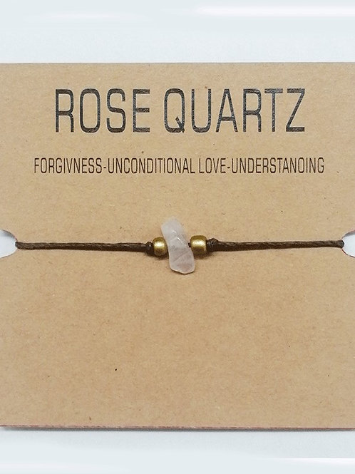 Healing Bracelet/Rose Quartz