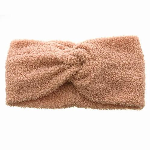 Sherpa Fleece Headband (Colors)