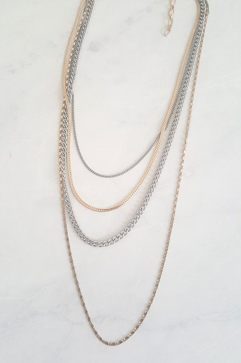 Classic Layer Necklace