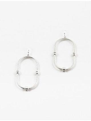 Koi Hoop Earring