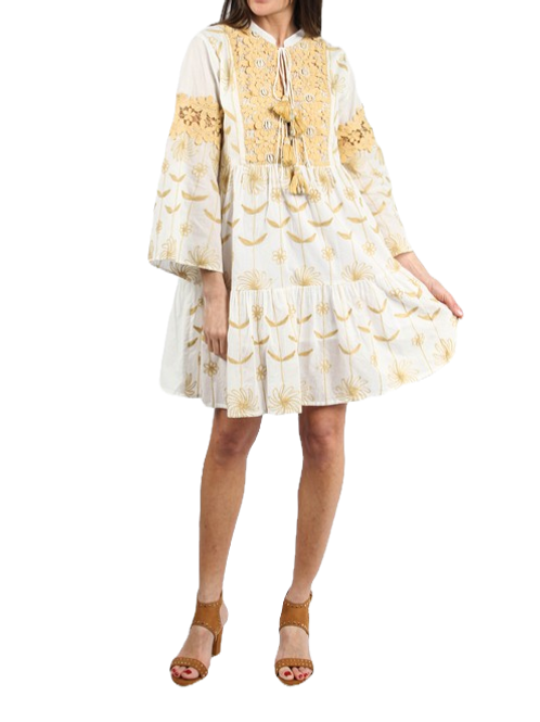 Sacci Boho Dress