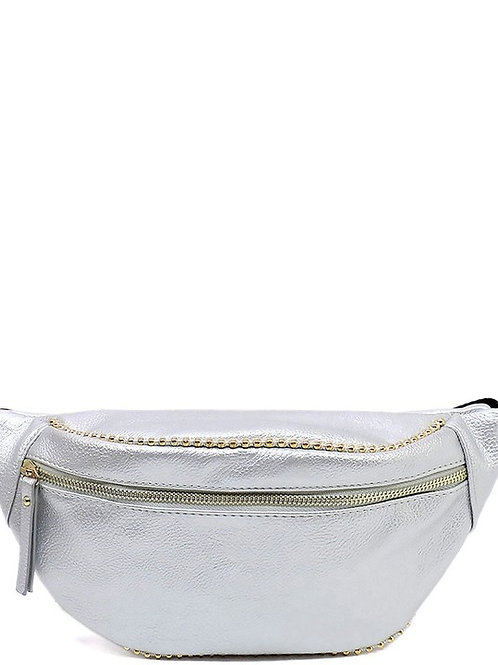 Mari Fanny Pack (Avail in Gld or Slvr)