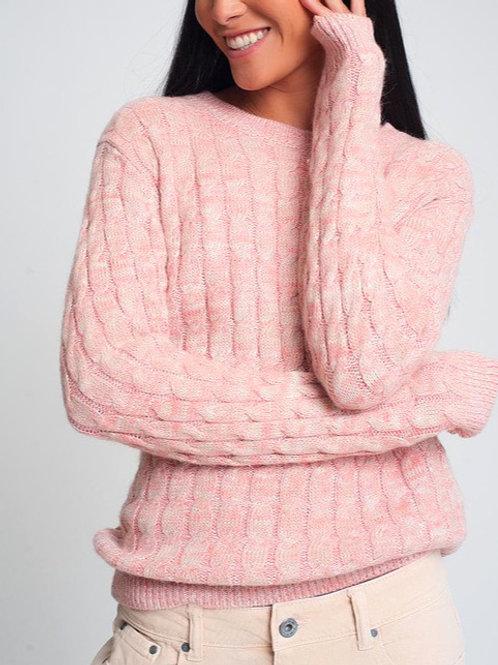 Vela Cableknit Sweater