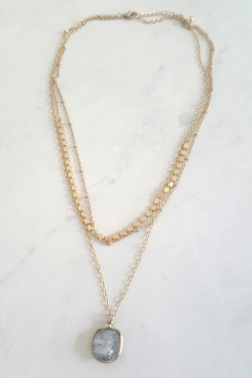 Hailey Pendant Necklace