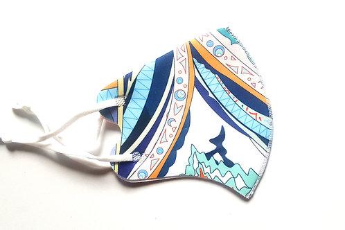 Sima Deco Mask