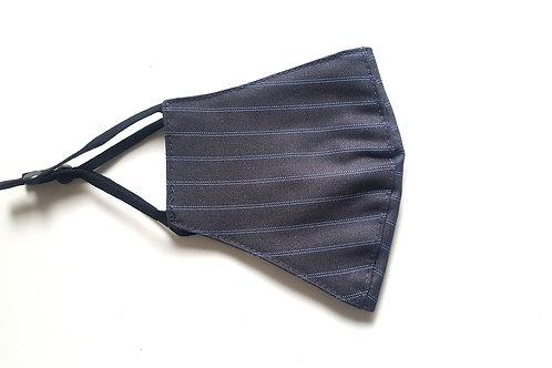 Sima Pinstripe Mask