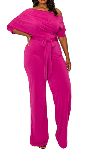 Anisa Jumpsuit (Avail in Colors)