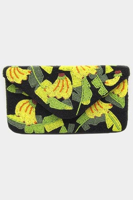 Banana Leaf Clutch
