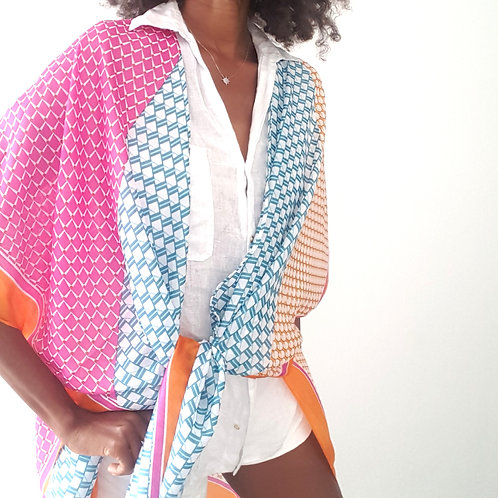 Amira Kimono Pink
