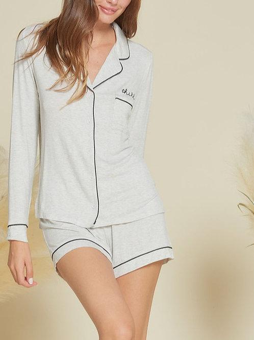 Chill Pajama Set