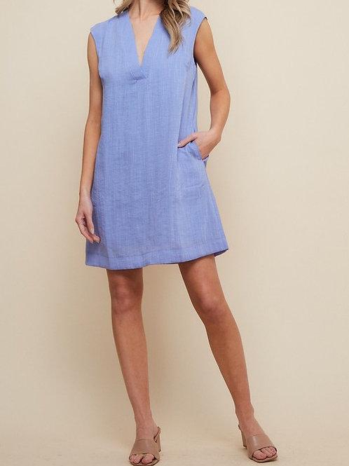 Yani Linen Dress