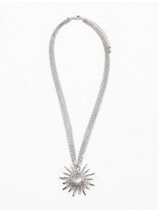 Starburst Necklace (Gld or Slvr)