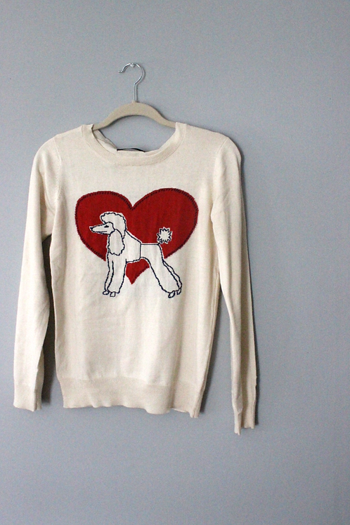 Poodle Sweater