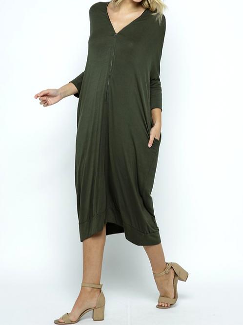 Minka J Zip Dress