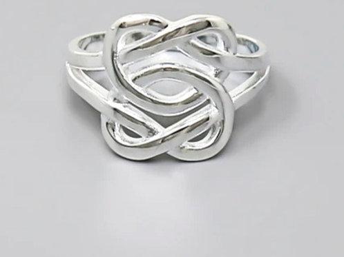 Jensi Twisted Ring