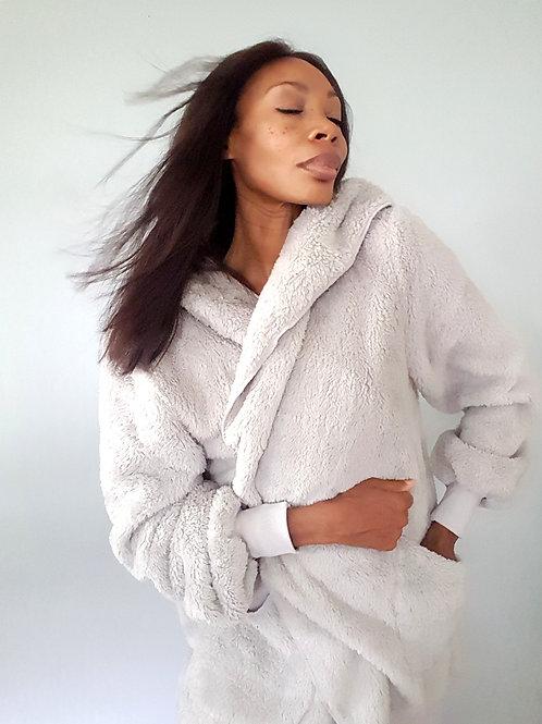 Tedi Coat (Ice Gray)