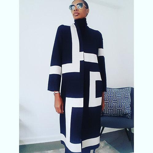 Jamila Knit Coat