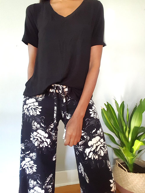 Flower Lounge Pant