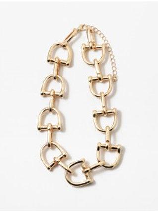 Equestrian Necklace