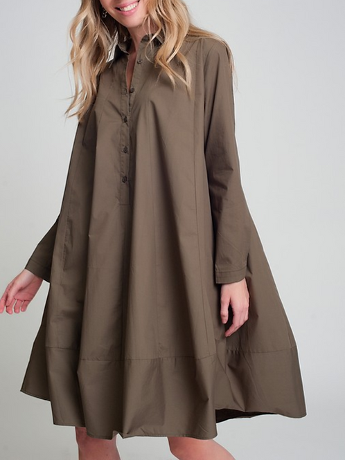 Vela Long Sleeve Dress