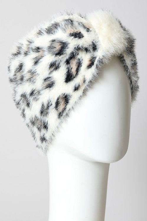 Fur Headband (Avail in Colors)