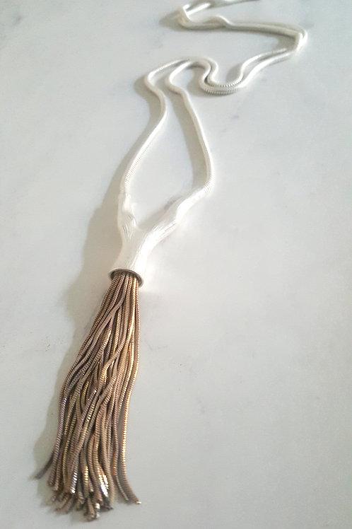 Nya Fringe Necklace