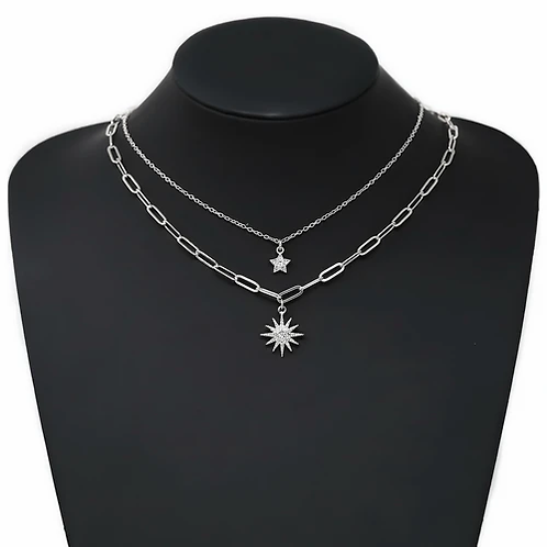 Starlette Necklace
