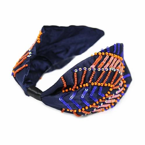 Vela Feather Headband