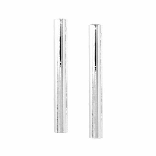 Cylinder Bar Earring