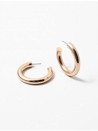 Lilly Hoop Earrings