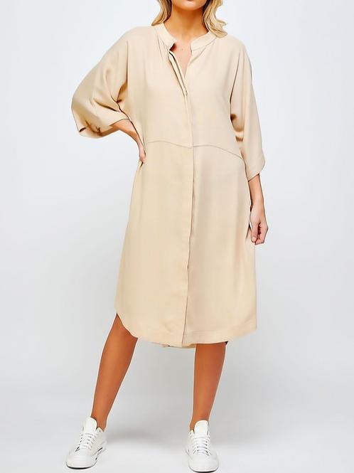 Kelli Shirt Dress