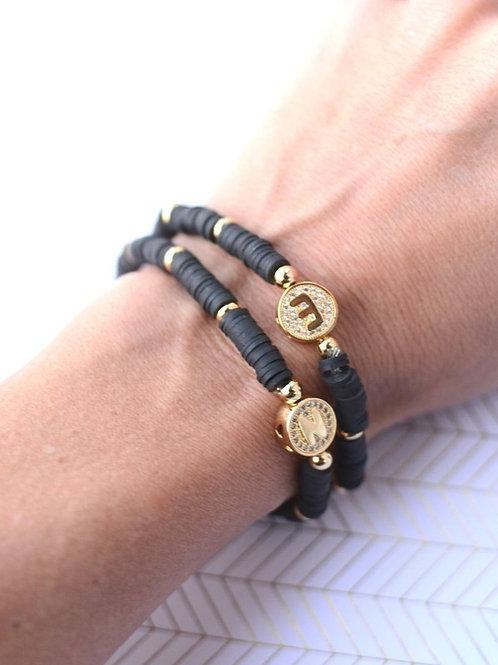 Unisex Monogram Bracelet