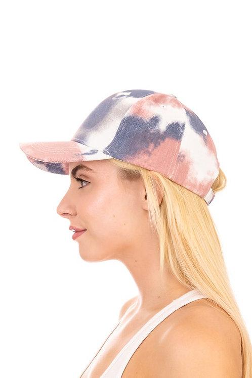 Tye Dye Cap