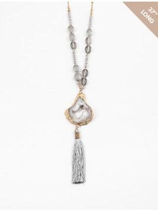 Raina Tassel Chain