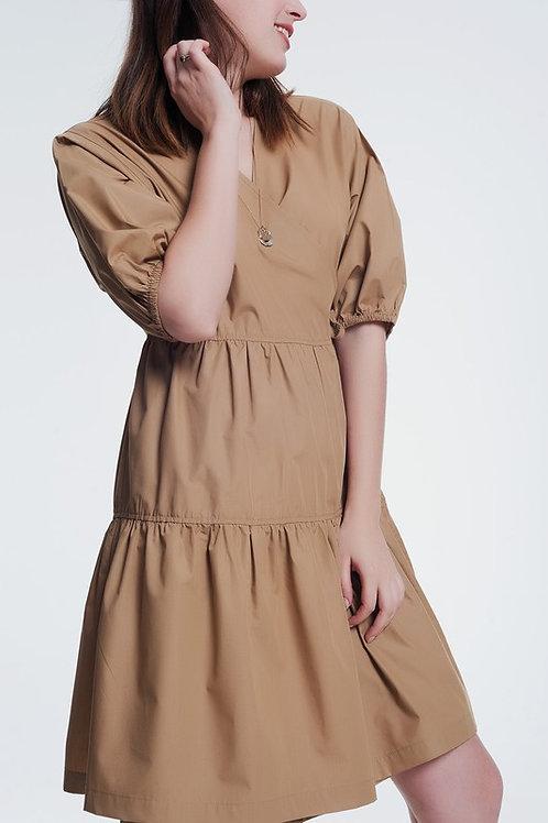 Vela Tier Dress