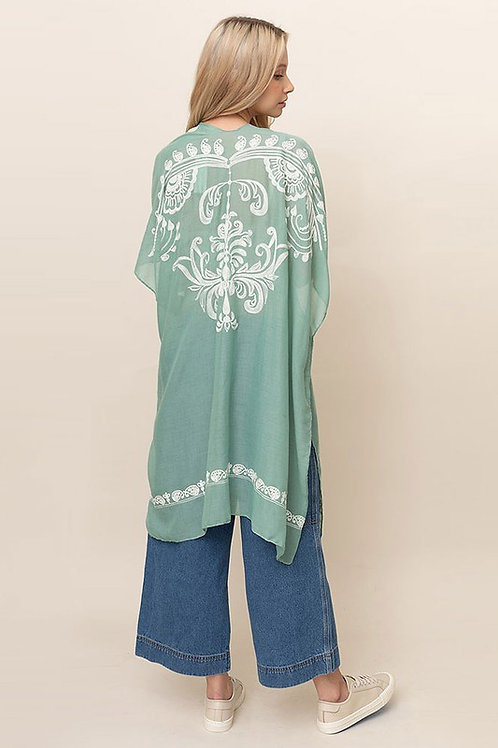 Toca Long Kimono
