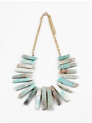 Kerri Natural Stone Necklace