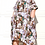 Thumbnail: Minka J Abstract Dress