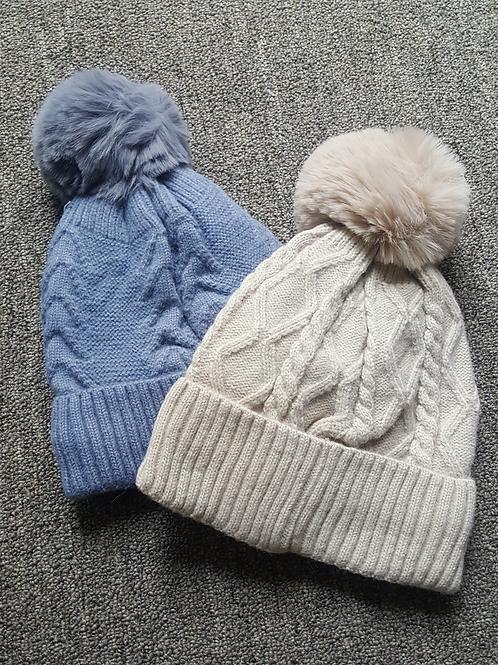 Hudson Knit Hat